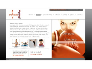 Web – DNA Fitness