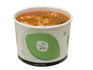 Eco Soup Bowl