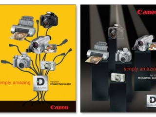 Canon – Promo Guide Cover