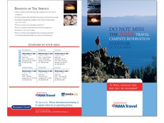AMA Travel – brochure