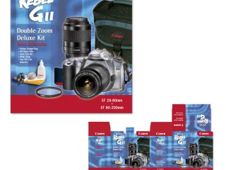 Canon – EOS Rebel G II camera box