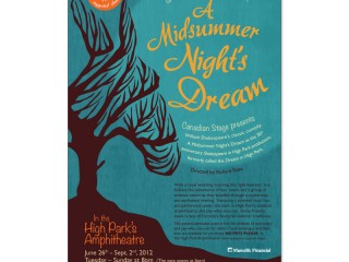 Midsummer's Dream – poster